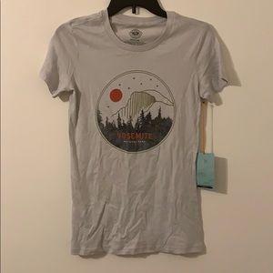 Parks project Yosemite T-shirt